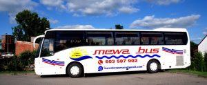 Przewozy pasażerskie Mewa Bus Pyrzyce