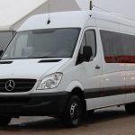 Bus przystosowany do przewozu osób niepełnosprawnych - Mercedes Benz Sprinter